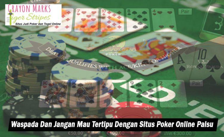 Situs Poker Online Palsu - Waspada - CrayonMarkSandTigerStripes